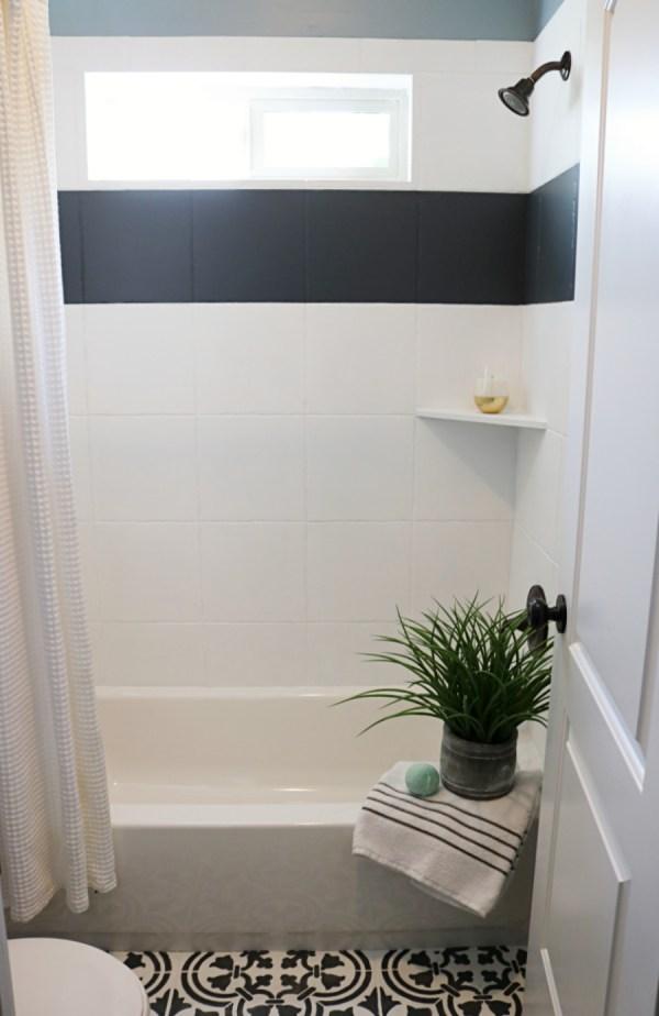 Bathroom Shower Tile Paint