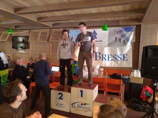 podium portugais