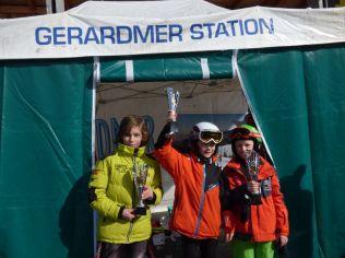 podium U 11 1er Matthieu Plantain