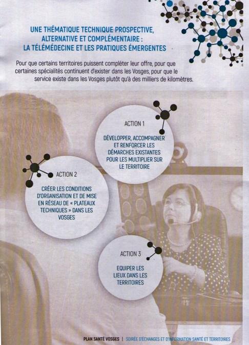 45 La T+®l+®m+®decine Action
