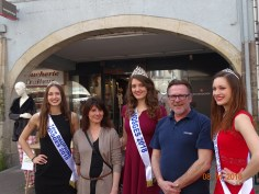 Miss Vosges inauguration Foire (6)