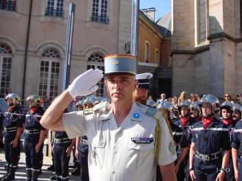 14 Capitaine Commandant les Tirailleurs
