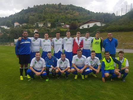 Le Football-club de la Haute-Moselotte.