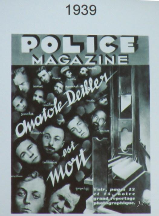 Conférence sur les criminels guillotinés (18)