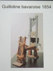 Conférence sur les criminels guillotinés (25)