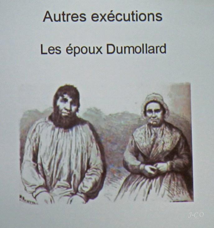 Conférence sur les criminels guillotinés (34)