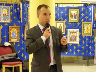 Christophe Naegelen, député de la circonscription