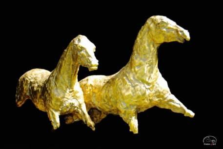 GOLDEN-hORSES-by-GUNN-4-ART-1024x685