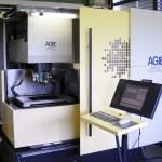 AGIE CHALLENGE 3 - 2000 Wire cutting EDM machine