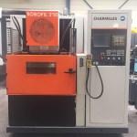 CHARMILLES ROBOFIL 230F - 2001 Wire cutting EDM machine