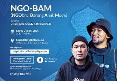 NGO-BAM (Ngobrol Bareng Anak Muda) Edisi Kampoeng Ramadhan