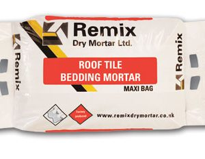 roof tile bedding mortar remix dry mortar
