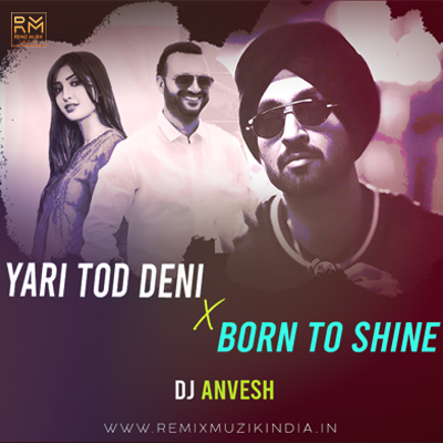 yari rod deni x born to shine