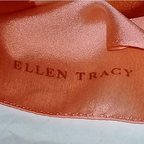 Ellen Tracy scarf-the remix vintage fashion