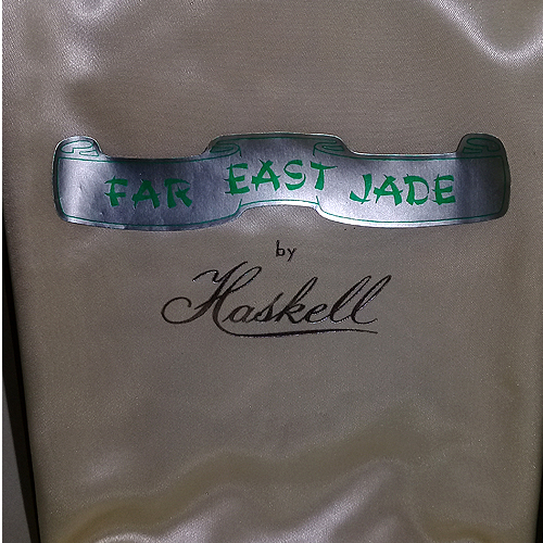 far east jade necklace miriam haskell-the remix vintage fashion