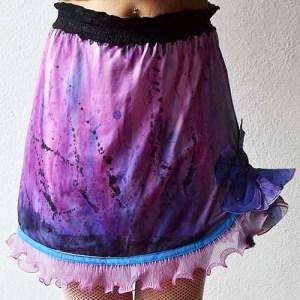 sliptique transformed vintage lingerie upcycle design-the remix vintage fashion