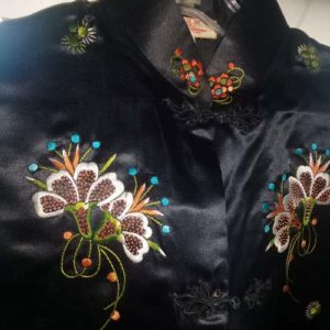 Plum Blossoms China embroidered jacket-the remix vintage fashion