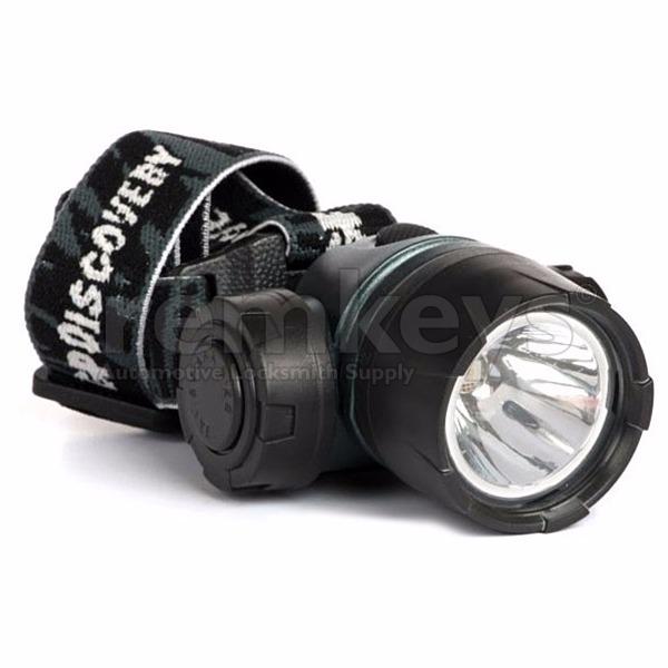 GP Discovery LED Head Flashlight - LOE205