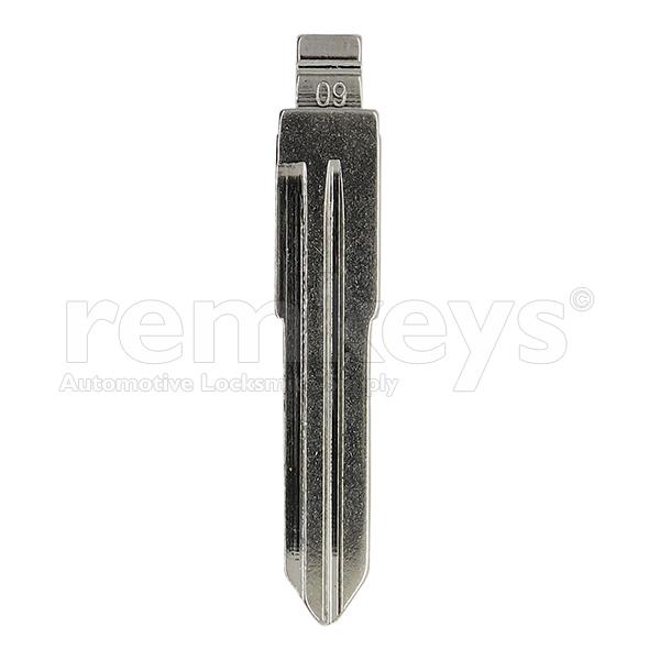 Mazda Keydiy MAZ13 Flip Keyblade - Blade09