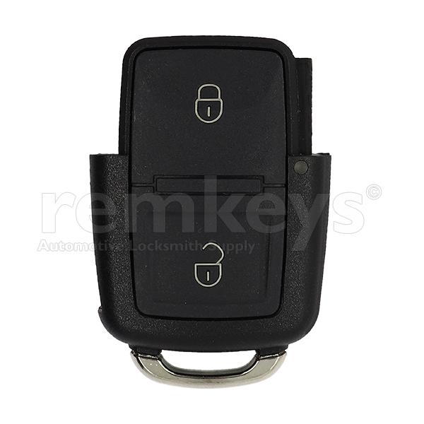 VAG 2 Button Remote 433mhz 1J0959753 N