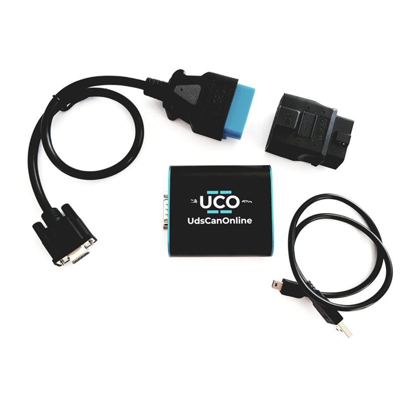 Interface UCO + Update Plan (1 year)