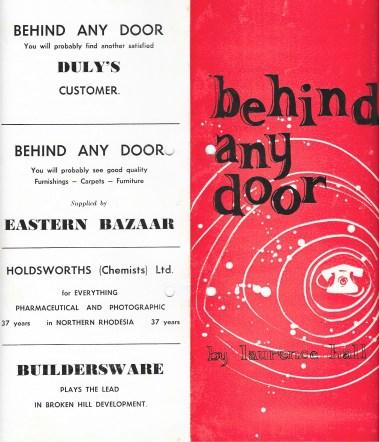 Behind Any Door