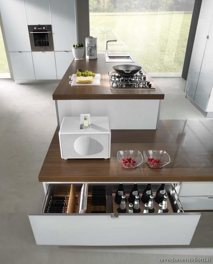 Accesorios elegantes bellos y funcionales para tu cocina