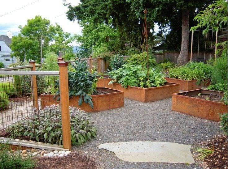 25 Edible Garden Ideas