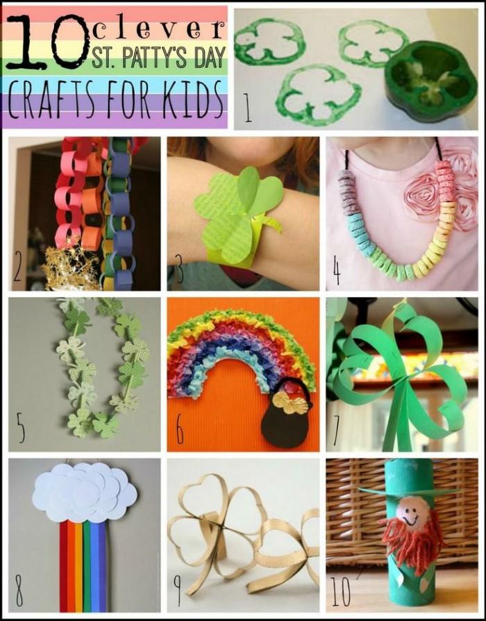 10 St. Patty's Day Crafts - Tipsaholic.com