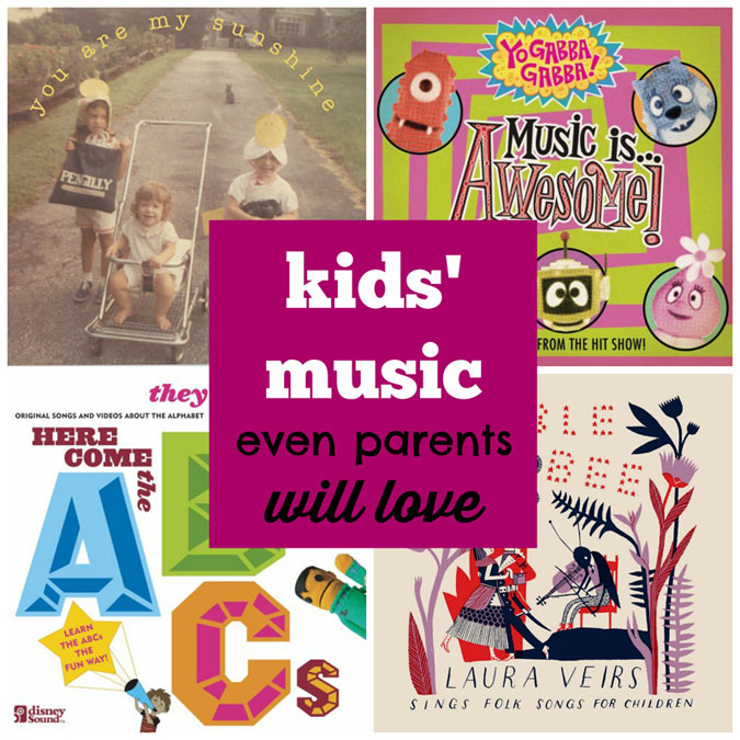 Kids' Music Even Parents Will Love - Tipsaholic.com