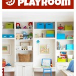 5 Steps to an Organized Playroom - Tipsaholic