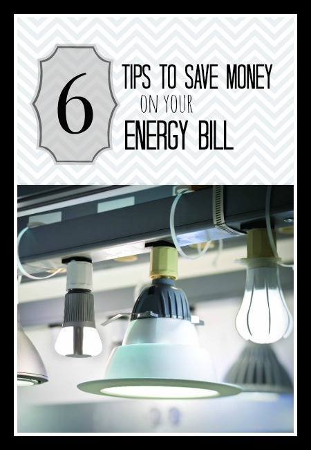 6 Tips to Save Money on Your Energy Bill | Tipsaholic.com #energy #home #heating #cooling #solutions #green