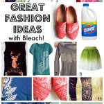 Great Fashion Ideas to try with Bleach @tipsaholic 1