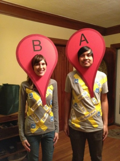 Dress up with your significant other this year! Here are 12 DIY Halloween Costumes for Couples