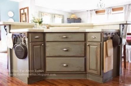 hooks on kitchen cabinets