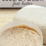 DIY CocoPeppermint Foot Butter at tipsaholic.com