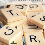 18 Clever Scrabble Tile DIY Projects via tipsaholic.com