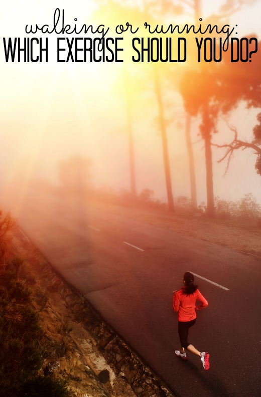 Should you walk or run? Here are some questions to ask to help you decide on whether to include walking or running in your exercise routine. Walking or Running: Which Exercise Should You Do? via @tipsaholic #running #walking #fitness #workout #health