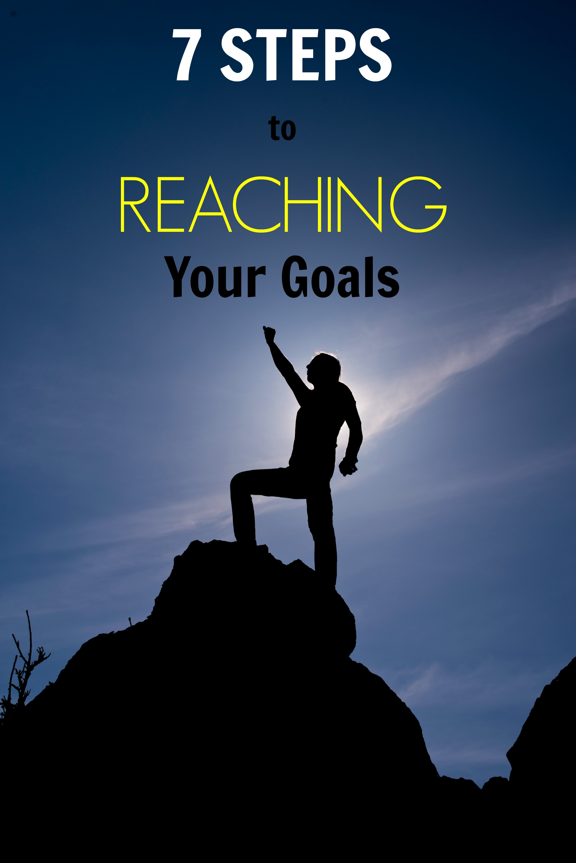Remodelaholic 7 Steps To Reaching Your Goals