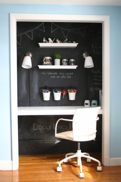 office closet ideas. No Space For An Office? How About Building Office Closet? Here Are 10 Closet Ideas