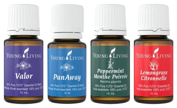 Muscle Cream Essential Oils via tipsaholic.com