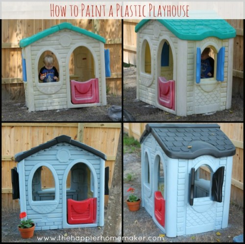 Remodelaholic 7 Diy Outdoor Play Equipment Ideas For