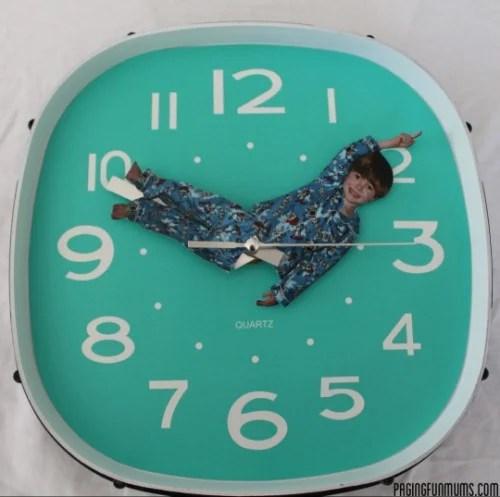 Diy Clock Ideas: 25 DIY Clock Ideas For Kids' Rooms