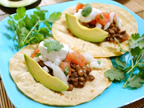 Tacos are the ultimate family meal! Here are 25 delicious taco recipes to try for your Taco Thursday dinners via tipsaholic.com #tacos #taco #tacorecipes #recipes #mexicanfood