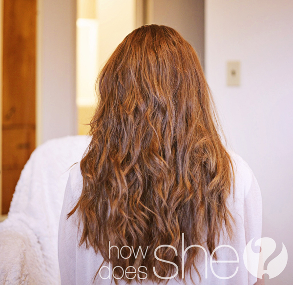 Remodelaholic 11 Ways To Get Waves And Curls