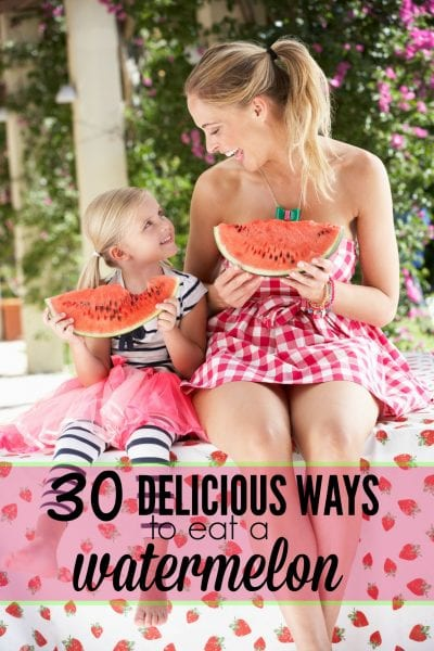 30 Delicious Ways To Eat a Watermelon - Tipsaholic