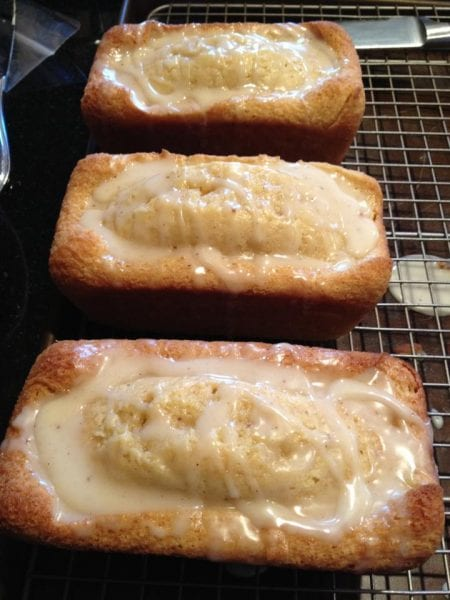 eggnog bread sweet bread recipe