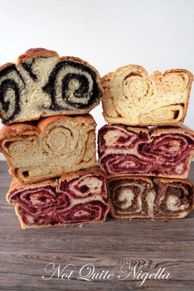 swirly povitica roll sweet bread recipe