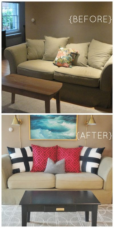 Diy Couch Cover Easy