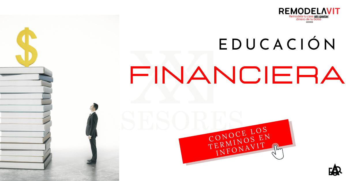 Educación Financiera en infonavit
